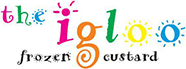 Igloo Frozen Custard Logo - Footer