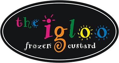 Igloo Frozen Custard Logo